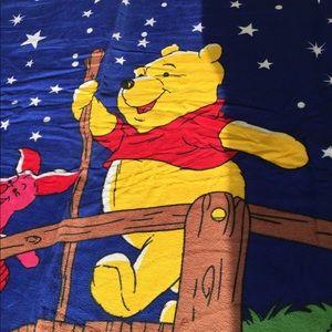 Disney cartoon Winnie The Poo Beach bath towel